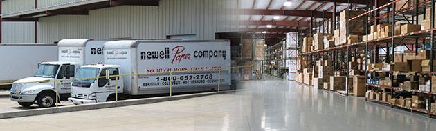 Jackson Newell Paper Companies Columbus